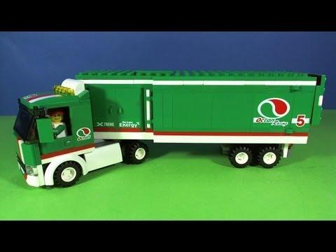 lego octan truck instructions