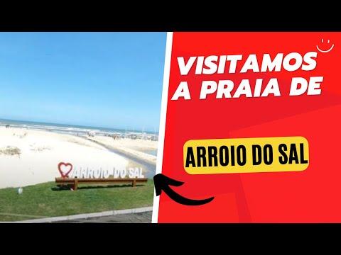 019 - Arroio do Sal - RS ( Explorando o litoral gaúcho)