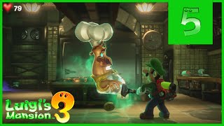 Le Chef Luigi's Mansion 3 5