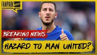 Hazard To Man United | Griezmann To Barca | Dembele On The Move - FanPark News