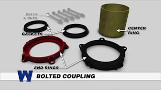 Bolted Coupling - WaterworksTraining.com