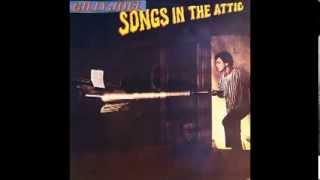 Billy Joel  Songs in the Attic Demos. Down The River Of Dreams