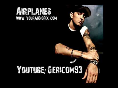 B.o.B ft. Eminem ft.hayley - Airplanes (Full Version)