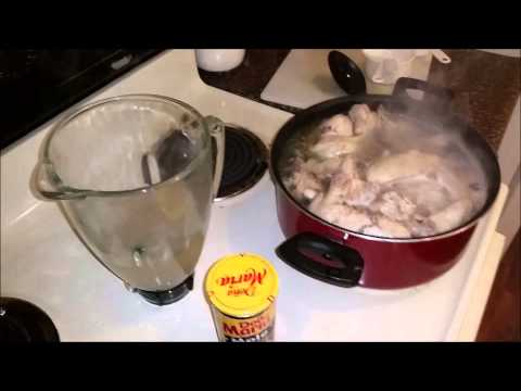 How To Make Doña Maria Mole    Recipe