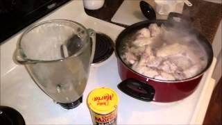 How To Make FAST Mole  Recipe