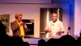 Michel Roux Jr Talks About MasterChef: The Professionals