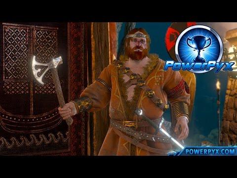 Download Witcher 3 Vigi Kaer Morhen PNG
