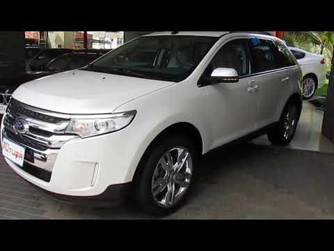 Ford EDGE 3.5 Limited - 2013 - Auto Futura TV  (VENDIDO)