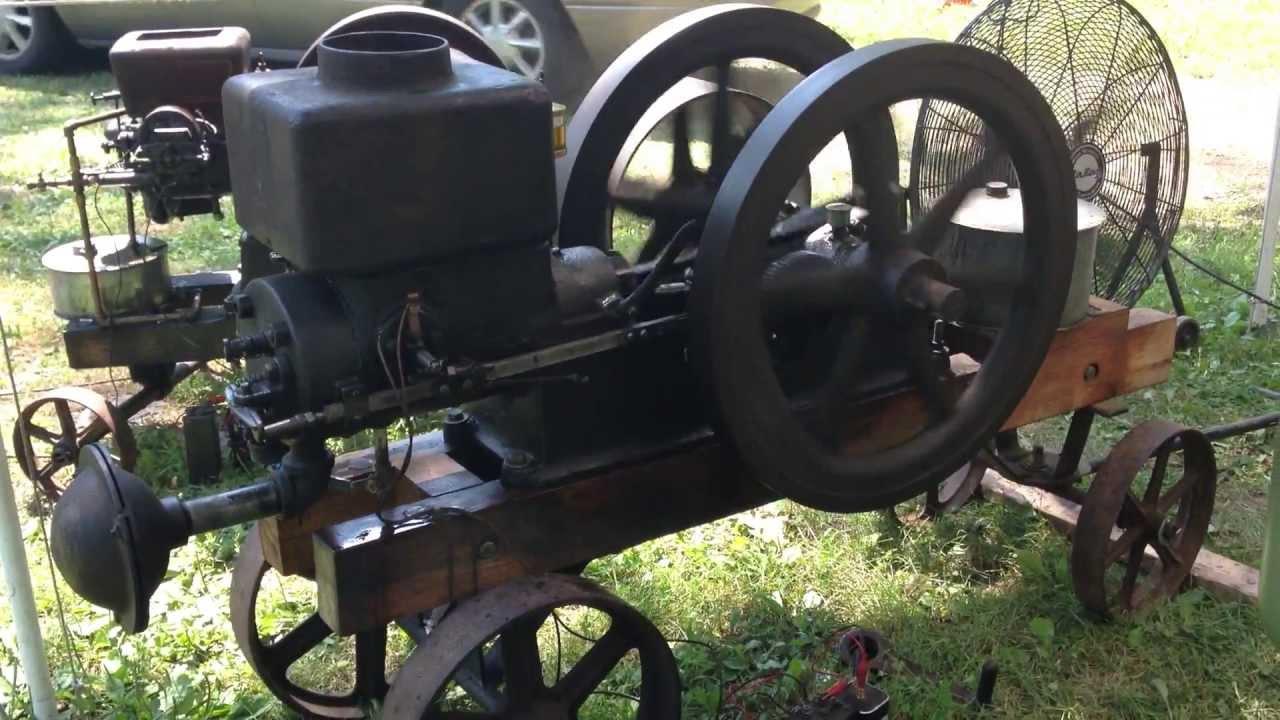 1909 4 Hp Waterloo Boy Gas Engine