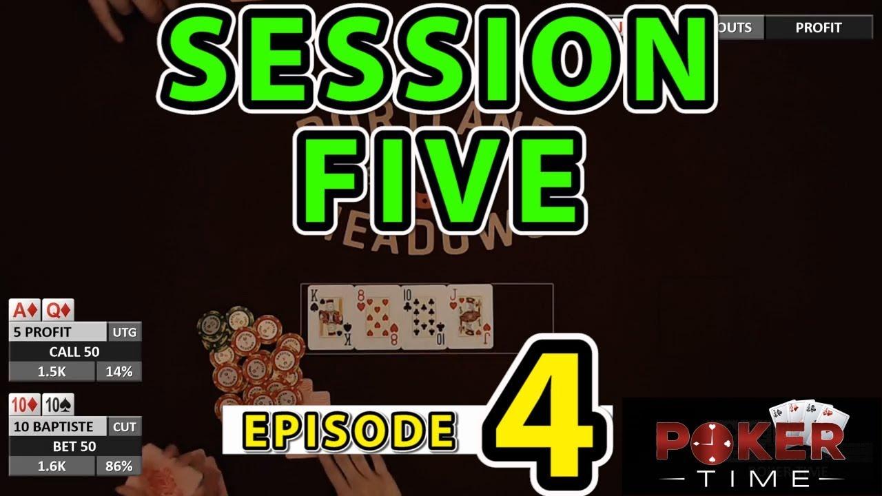 21 poker online