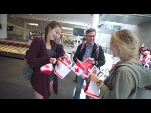 Let's Go Canada – Toronto Pearson International Airport