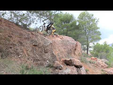 Alexandre Ferrer training 2014