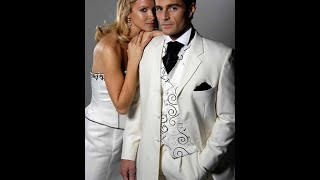 25 beautiful suits for the groom - 25 belos trajes para o noivo