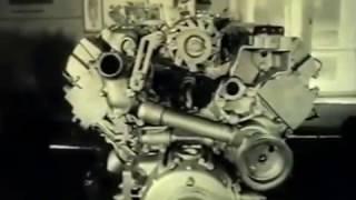Двигатель автомобиля КАМАЗ 4310.