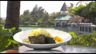 Hawaii Restaurants and Dining Experience at Waikoloa Beach Resort