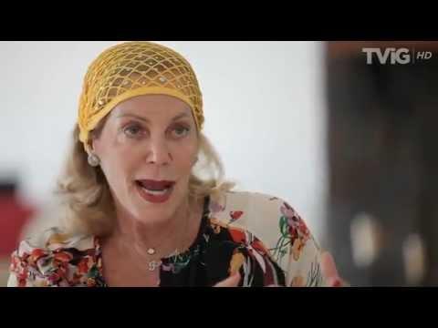 Socialite Regina Manssur fala sobre PEC das domésticas