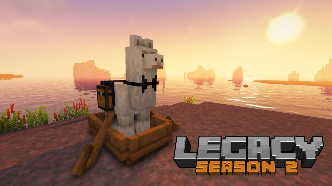Legacy SMP Season 2: Episode 02 - A new day?!