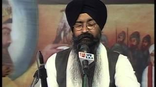 New Shabad 2013 | Bhai Satinderbir  Singh Ji | Mahan Shaheedi Smagam Gurudwara Kalgidhar