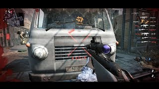 Warface - EU / RU/ NA Open Cup Sniper Moments #2