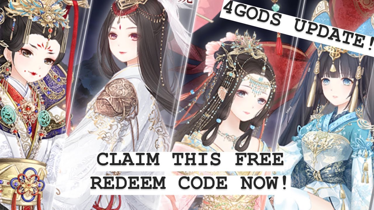Love Nikki - CLAIM THIS NEW FREE REDEEM CODE NOW! & I'M ...