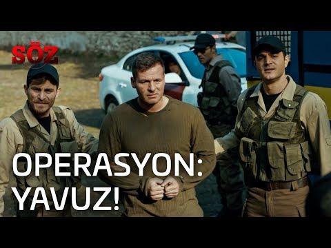Söz  30Bölüm - Operasyon: Yavuz