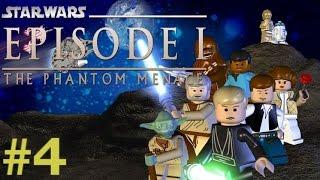 Lego Star Wars Capitulo 4 || La carrera de Vainas