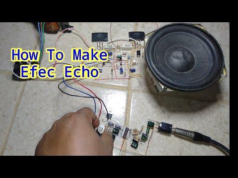 How To Make Sound Echo