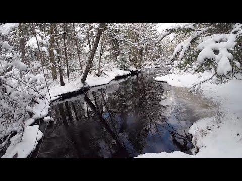 Yarmouth Nova Scotia Winter
