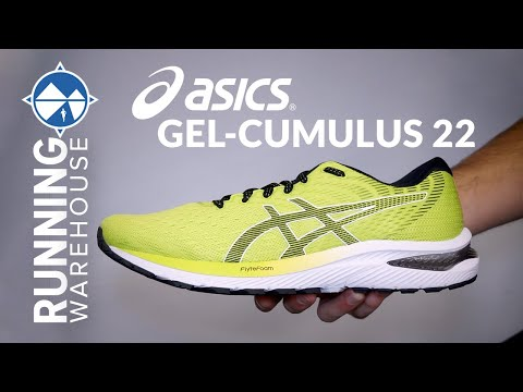 ASICS Cumulus 22 First Look   A Reliable Daily Trainer Just Got Lighter