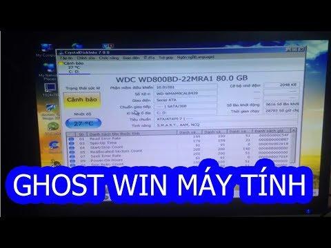 Ghost Win Máy Tính Để Bàn
