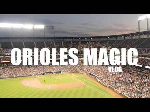 ORIOLES MAGIC