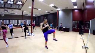 Tae Bo Class | Andreea Largeanu | Continental Fitness and Spa