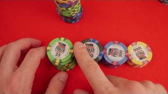 Chip Breakdowns - Buying Poker Chips