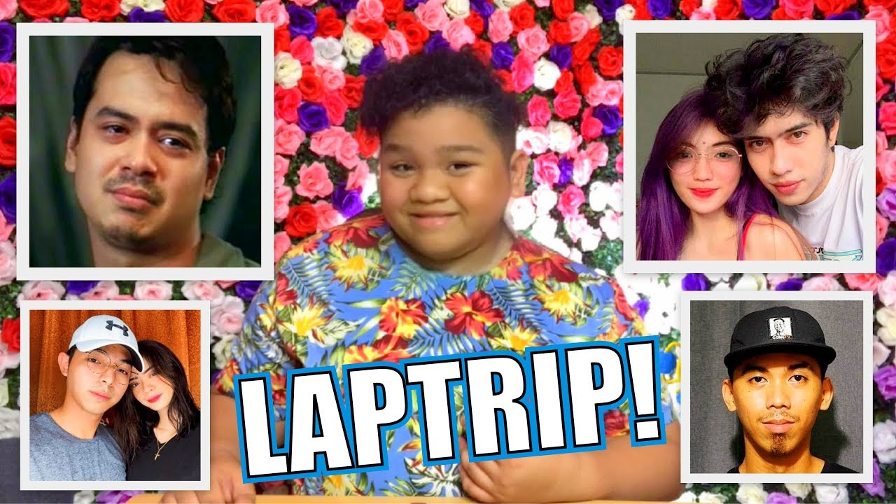 Impersonating Filipino Youtubers & Movie Lines (Using Snapchat Filter!!)