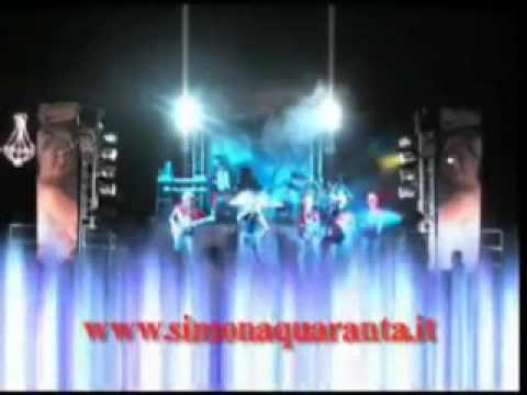Simona Quaranta Calendario.Orchestra Spettacolo Simona Quaranta Live