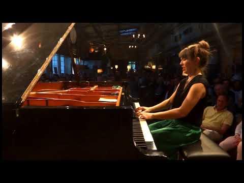 BACH Fantasia bwv 906 - Joanna Goodale - Live in Berlin