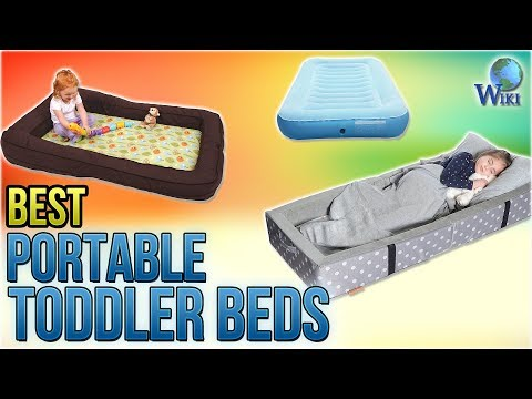 outlet store 91269 d9da7 9 Best Portable Toddler Beds 2018 - YouTube