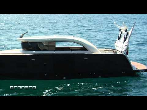 """ORONERO"" - First Convertible Limousine Superyacht Tender"