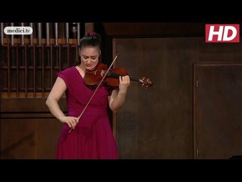 #TCH15 - Violin Round 1: Veriko Tchumburidze