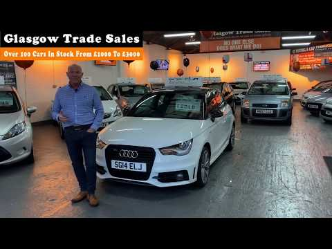 About Glasgow Trade Sales Used Cars Priced Between £1000 And £3000