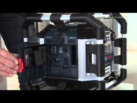 Bosch Radio GML 20 Professional