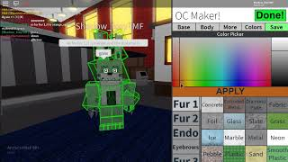 how to create jack o bonnie in roblox FNAF RP