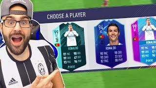 HIGHEST RATED SERIE A DRAFT! FIFA 18 Ultimate Team!