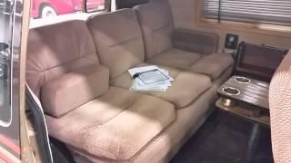 1984 Dodge mini ram van new Dodge Caravan nos Chrysler
