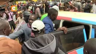 Vurumai yazuka kwenye mazishi ya dereva wa Mbunge Kibunguchi