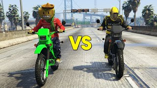DANIREP vs 1 SUSCRIPTOR ALEATORIO!! - GTA V ONLINE
