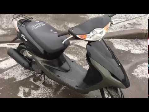 Honda Tact (Хонда Такт) AF-51 Stand UP - YouTube