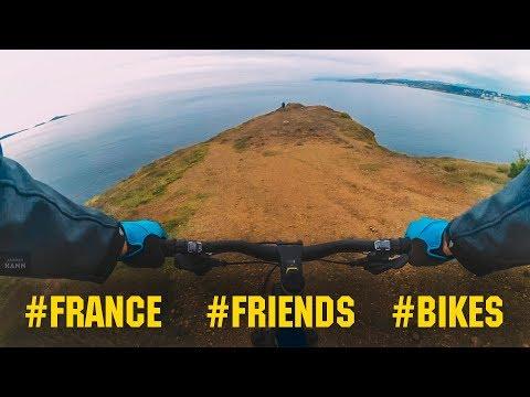 #France #Friends #bikes