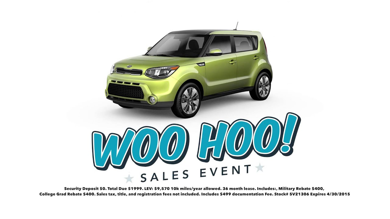 Berlin City Kia >> The Woohoo Sales Event At Berlin City Kia Is Back