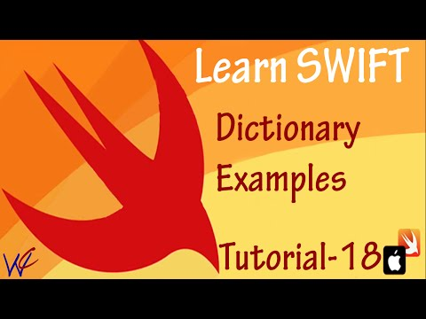 Dictionary Operation in Swift Programming  - Tutorial 18